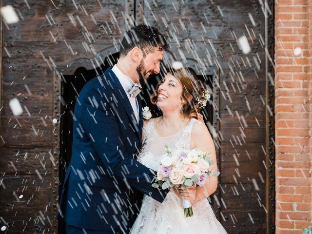 Il matrimonio di Demetrio e Alice a Gropello Cairoli, Pavia 26
