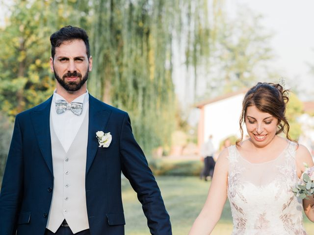 Il matrimonio di Demetrio e Alice a Gropello Cairoli, Pavia 49