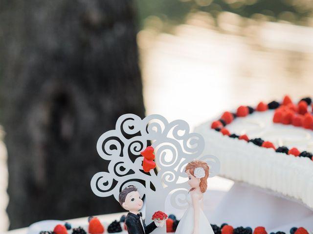 Il matrimonio di Demetrio e Alice a Gropello Cairoli, Pavia 50