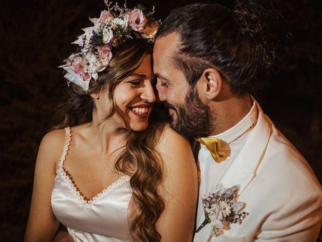 Le nozze di Nicola e Antonella