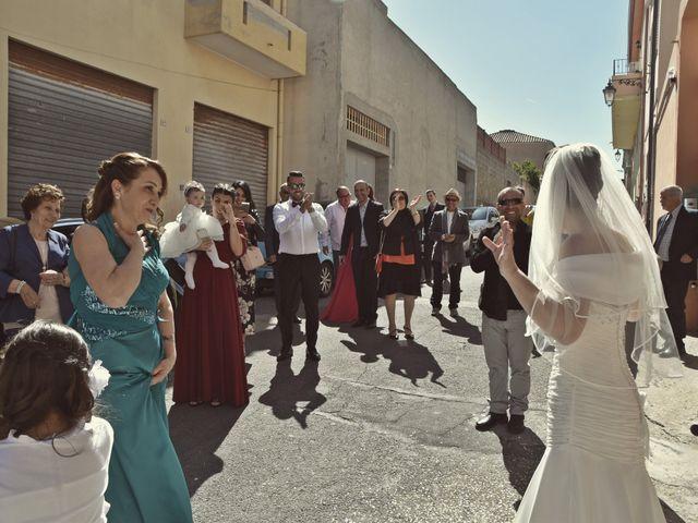 Il matrimonio di Nicola e Barbara a Maracalagonis, Cagliari 35