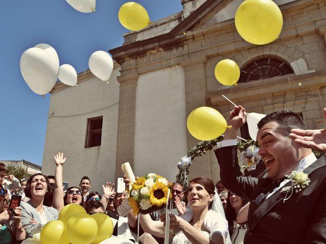 Il matrimonio di Nicola e Barbara a Maracalagonis, Cagliari 70