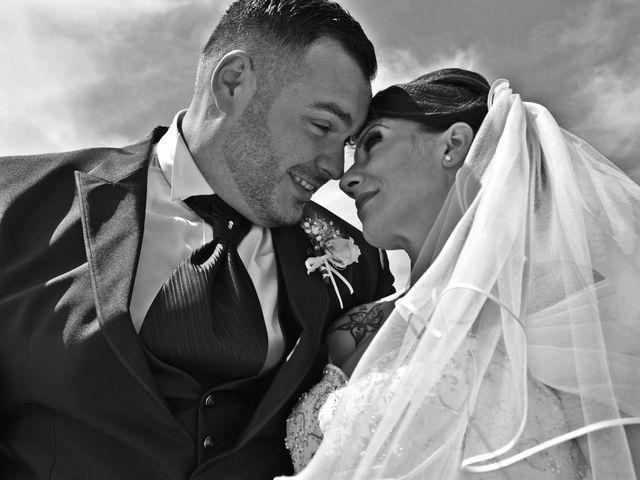 Il matrimonio di Nicola e Barbara a Maracalagonis, Cagliari 80
