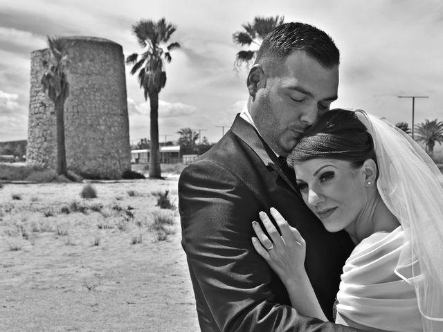 Il matrimonio di Nicola e Barbara a Maracalagonis, Cagliari 81