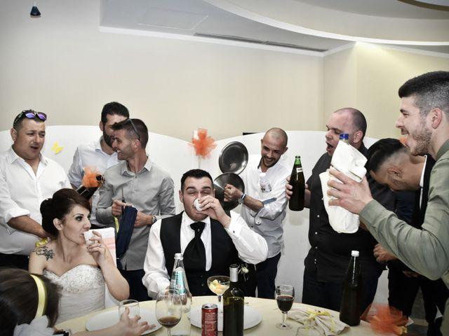 Il matrimonio di Nicola e Barbara a Maracalagonis, Cagliari 108