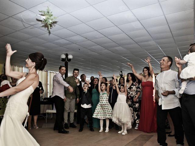 Il matrimonio di Nicola e Barbara a Maracalagonis, Cagliari 119