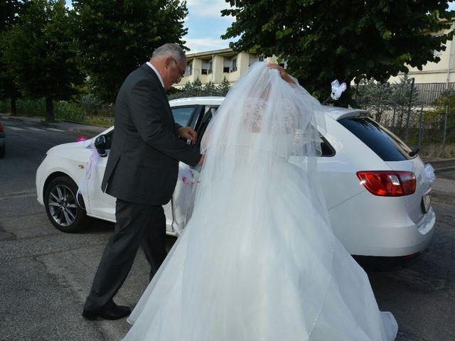 Il matrimonio di Giovanni e Nicoleta  a Montecatini-Terme, Pistoia 23