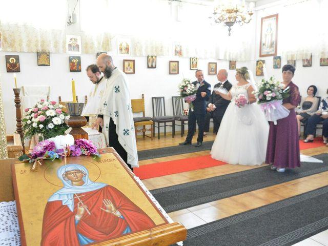 Il matrimonio di Giovanni e Nicoleta  a Montecatini-Terme, Pistoia 42