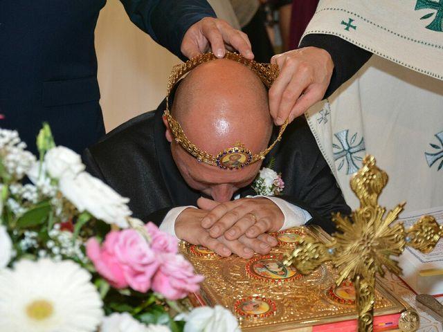 Il matrimonio di Giovanni e Nicoleta  a Montecatini-Terme, Pistoia 47