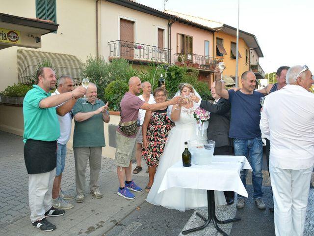 Il matrimonio di Giovanni e Nicoleta  a Montecatini-Terme, Pistoia 57
