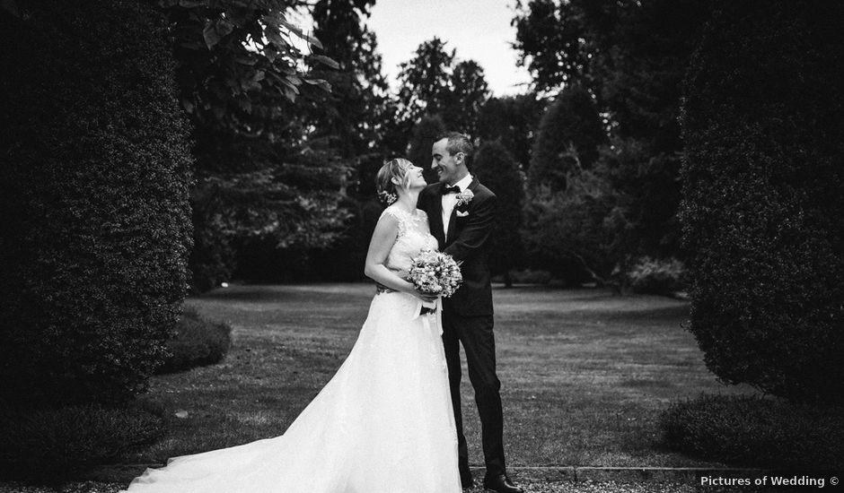 Il matrimonio di Filippo e Sara a Lonate Pozzolo, Varese