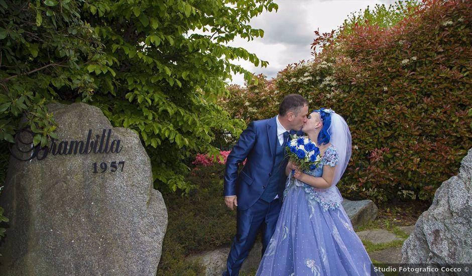 Il matrimonio di Stefano e Samanta a Missaglia, Lecco
