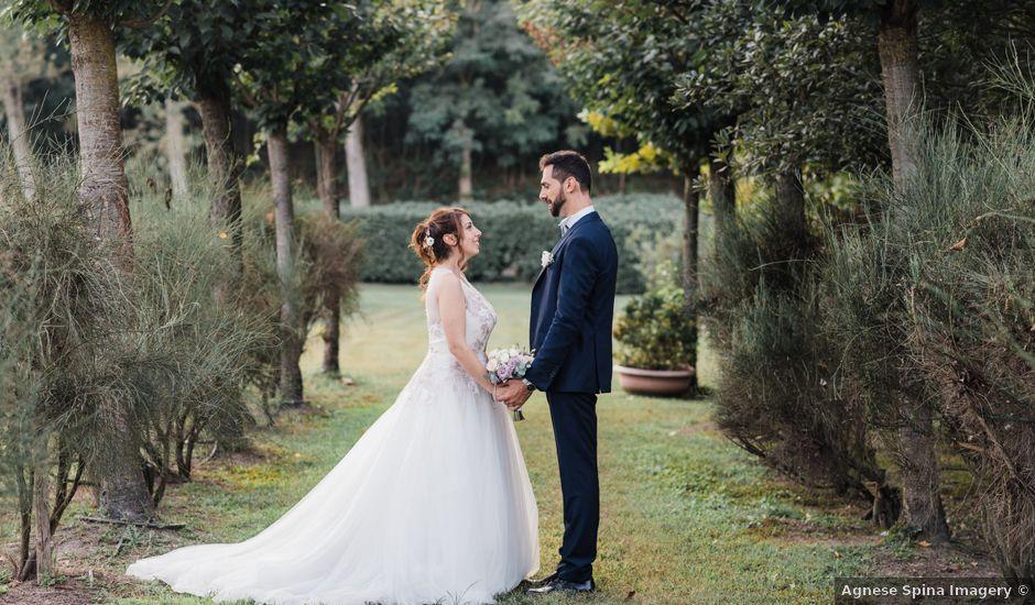 Il matrimonio di Demetrio e Alice a Gropello Cairoli, Pavia