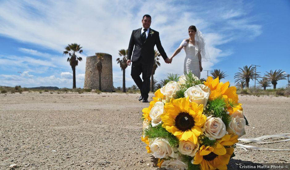 Il matrimonio di Nicola e Barbara a Maracalagonis, Cagliari