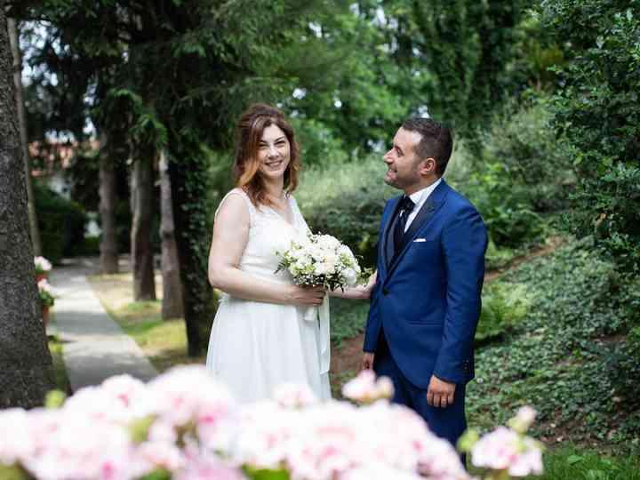 Le nozze di Elisa e Roberto