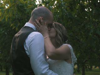 Le nozze di Federica e Ruben