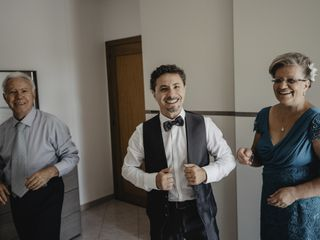 Le nozze di Antonia e Francesco 1