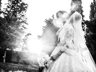 Le nozze di Gresy e Sergio