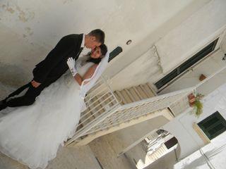 Le nozze di Katia e Christian