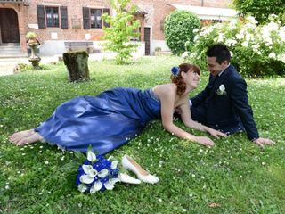 Le nozze di Fulvia e Tony