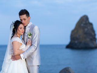 Le nozze di Alessandro e Loredana