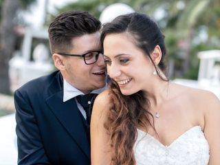 Le nozze di Emanuela e Graziano