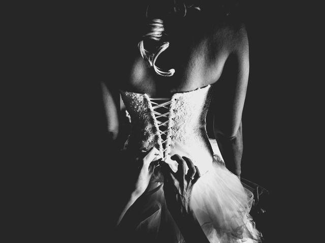 Le nozze di Rossella e Giampiero