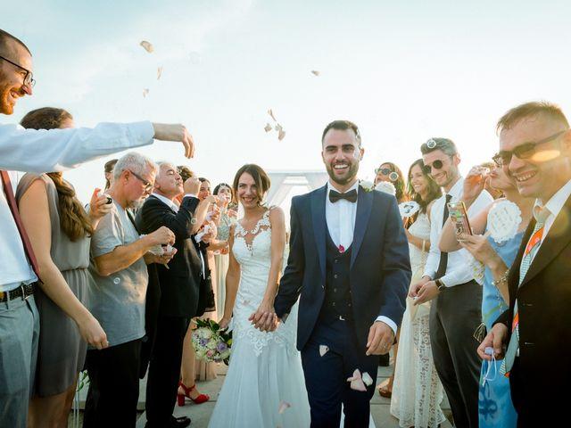 le nozze di Viola e Gabriele