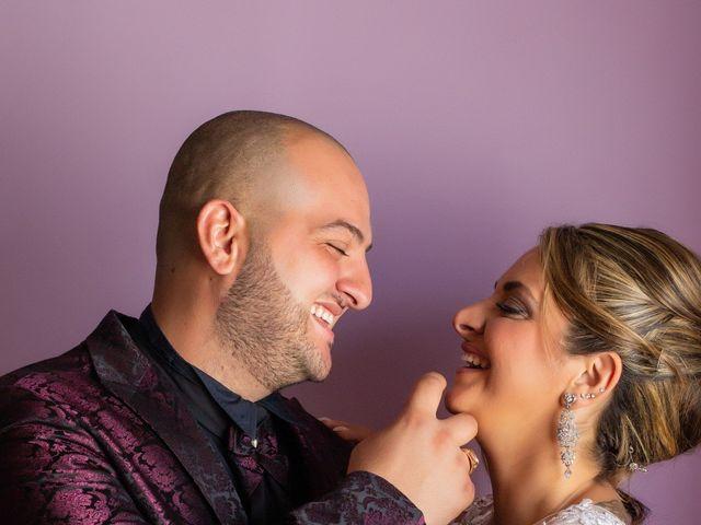 Il matrimonio di Marco e Michela a Pozzuoli, Napoli 35