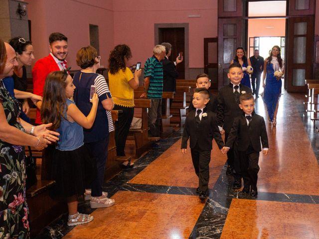 Il matrimonio di Marco e Michela a Pozzuoli, Napoli 43