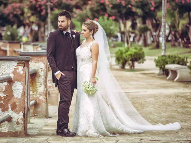 Il matrimonio di Marco e Michela a Pozzuoli, Napoli 55