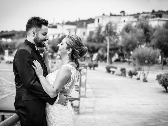 Il matrimonio di Marco e Michela a Pozzuoli, Napoli 61