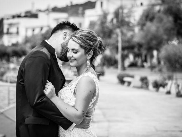 Il matrimonio di Marco e Michela a Pozzuoli, Napoli 62