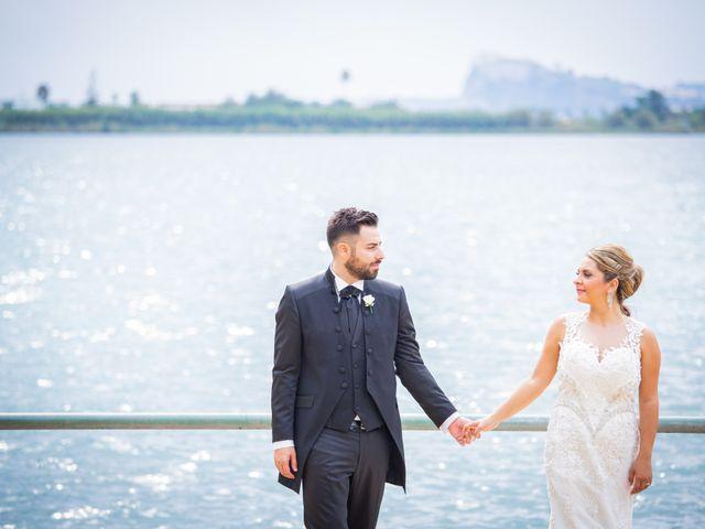 Il matrimonio di Marco e Michela a Pozzuoli, Napoli 77