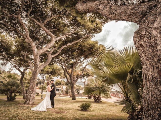 Il matrimonio di Marco e Michela a Pozzuoli, Napoli 83