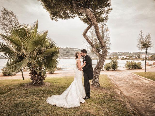 Il matrimonio di Marco e Michela a Pozzuoli, Napoli 85