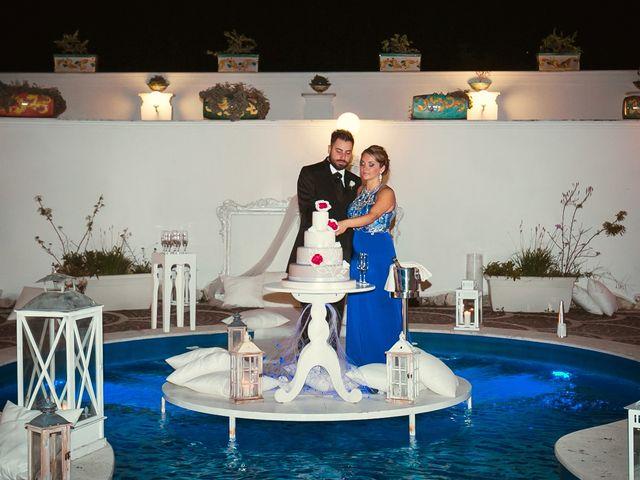 Il matrimonio di Marco e Michela a Pozzuoli, Napoli 101