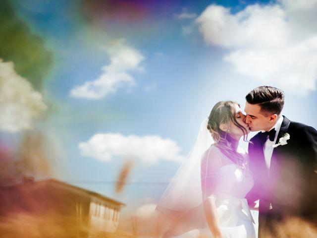 Le nozze di Desirè e Simone