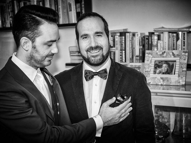 Il matrimonio di Matteo e Emma a Treia, Macerata 1