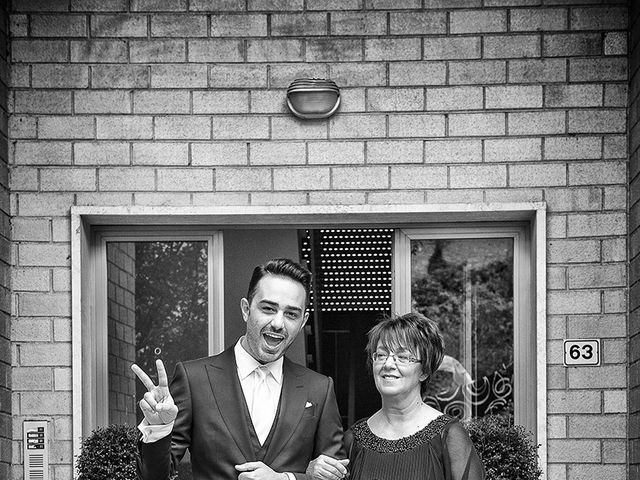 Il matrimonio di Matteo e Emma a Treia, Macerata 3