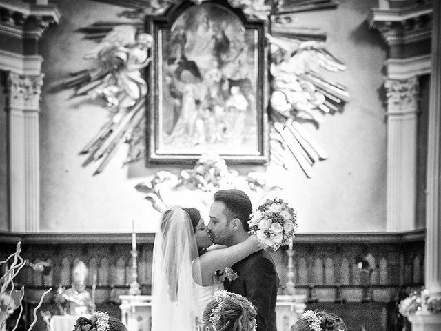 Il matrimonio di Matteo e Emma a Treia, Macerata 10