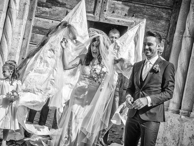 Il matrimonio di Matteo e Emma a Treia, Macerata 11