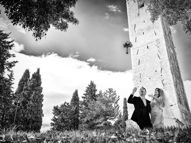 Il matrimonio di Matteo e Emma a Treia, Macerata 13