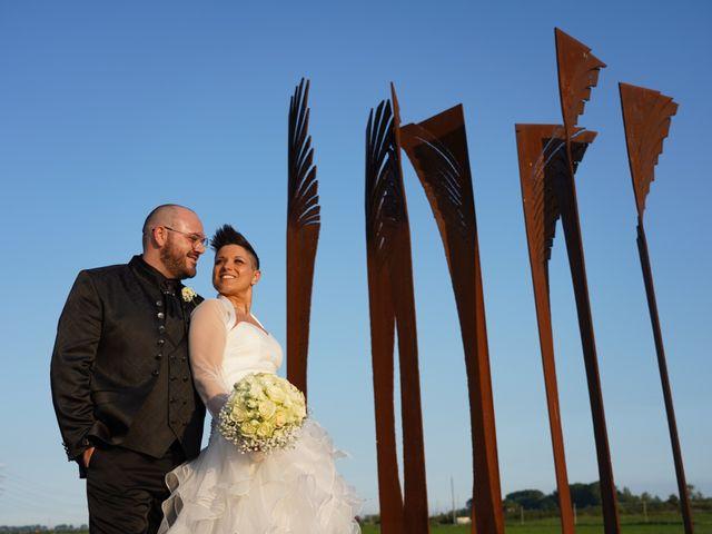 Il matrimonio di Giacomo e Silvia a Porto Tolle, Rovigo 12