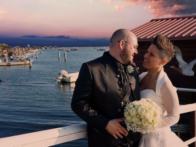 Il matrimonio di Giacomo e Silvia a Porto Tolle, Rovigo 1
