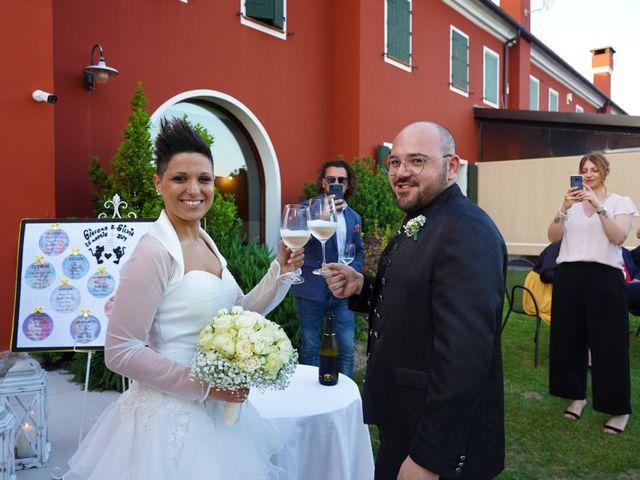 Il matrimonio di Giacomo e Silvia a Porto Tolle, Rovigo 18