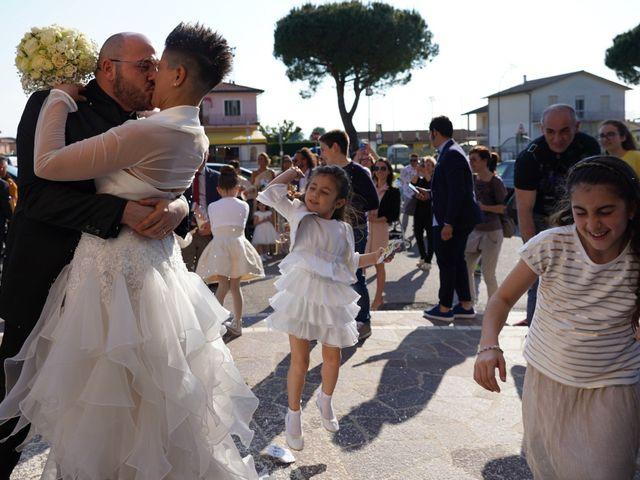 Il matrimonio di Giacomo e Silvia a Porto Tolle, Rovigo 22