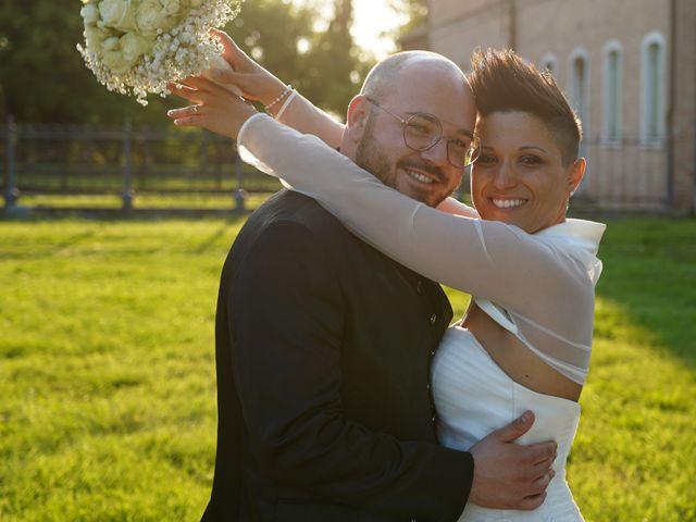 Il matrimonio di Giacomo e Silvia a Porto Tolle, Rovigo 23