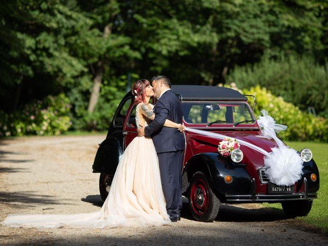 Il matrimonio di Federico e Alice a Verona, Verona 1