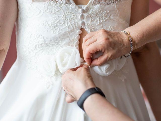 Il matrimonio di Roberto e Elisa a Alzate Brianza, Como 10